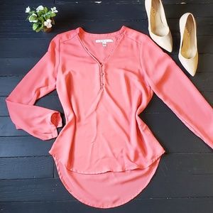 Lauren Conrad Lightweight Blouse